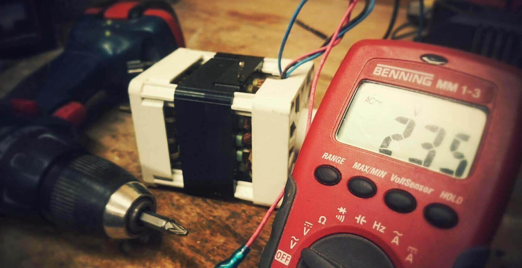 ηλεκτρολογικες εργασιες στα χανια - πιστοποιητικα δεη - Electrotech